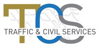Traffic and Civil Services Pty Ltd Logo