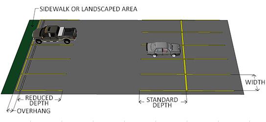 parking polick and design tasmania